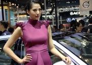 2015北京车展车模