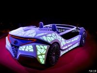 博世推全数字仪表概念车 更科技更安全