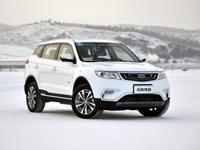 3月底4月初即将上市新款SUV车 国产SUV