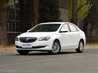 5座三厢车型别克英朗2016款最新价格降价2.1万