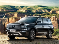广汽传祺全系热销超1000辆 新款SUV车型GS8预售