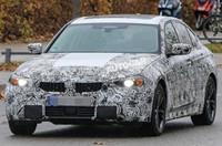 2017款宝马3系上市时间 全新3系最新实车亮相