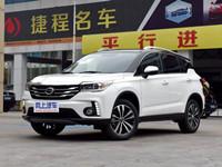 2017款广汽传祺GS4正式上市 定位紧凑型SUV