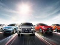 2017年一汽丰田进攻型销售 挑战70万销量目标