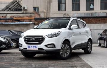 北京现代ix35外观
