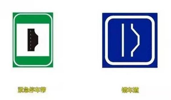 交通标志大全及图解 教你认识各类交通提示