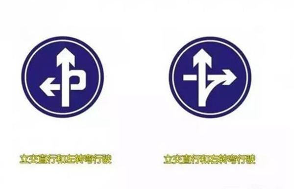 常见道路交通警告标志图解 有了它们开车再也不怕图片