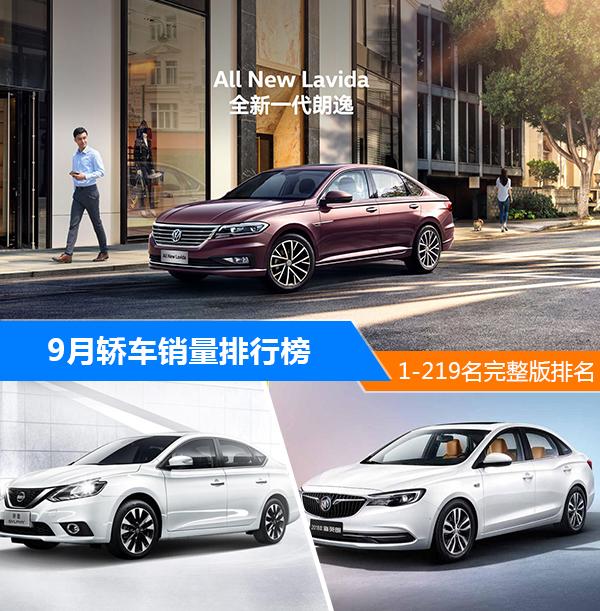 2018轿车销售排行榜_实在悲哀,吉利成为国产汽车遮羞布,唯一出线销量