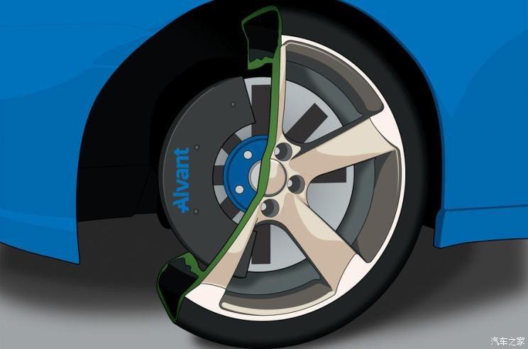 英国研发使用AMC材料轮毂电机转子重量将减轻4